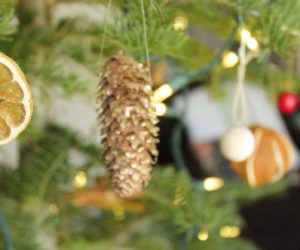 Homemade Christmas Tree Ornaments: A Natural Roundup