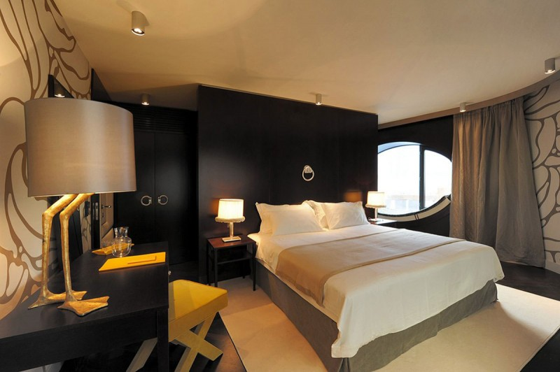 100 beautiful bedrooms and their dreamy interior decors for Hotel und design