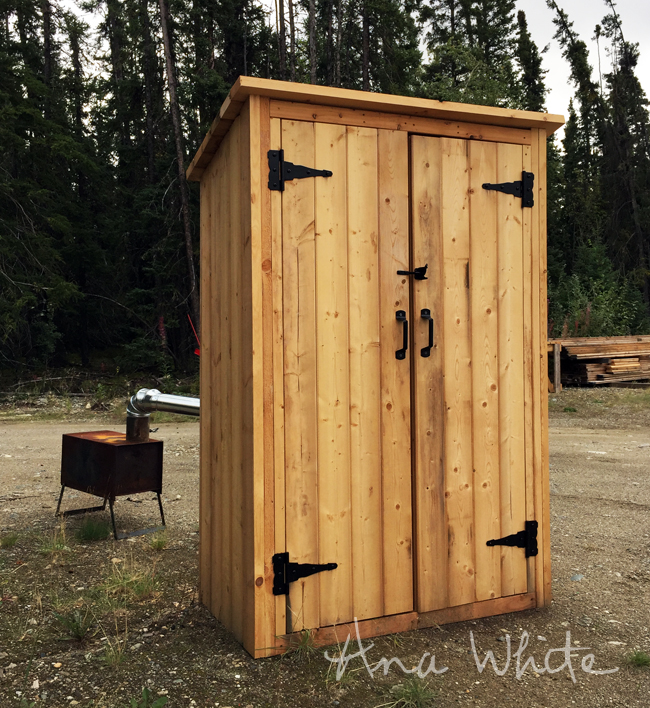 How To Build A Garden Shed From Scratch Simple Plans