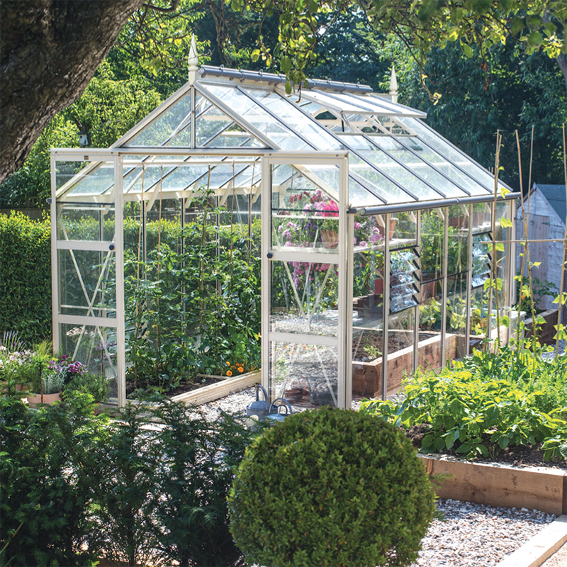 10 inspiring greenhouse plans with amazing results for How to make house green