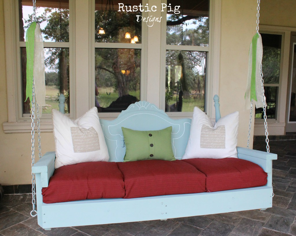 Porch Swing Plans For Wonderfully Relaxing Afternoons images 4