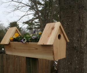 Cute Yard Crafts U2013 Birdhouse Plans With Adorable Designs Design
