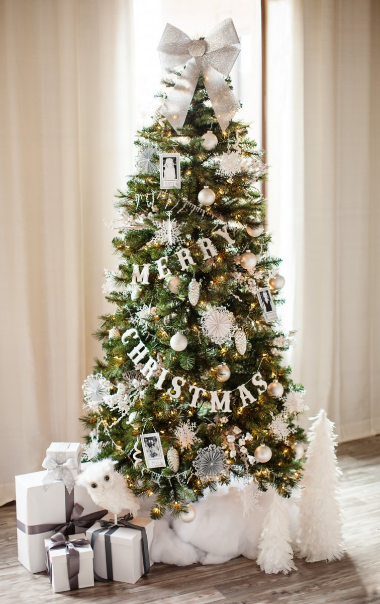 All The Wonderful Christmas Tree Ideas You Need For A Wonderful Holiday images 5