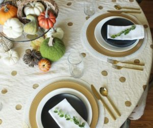 12 Modern Thanksgiving Table Setting Concept