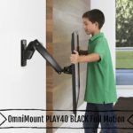 OmniMount PLAY40 Interactive Flat Screen TV Mount