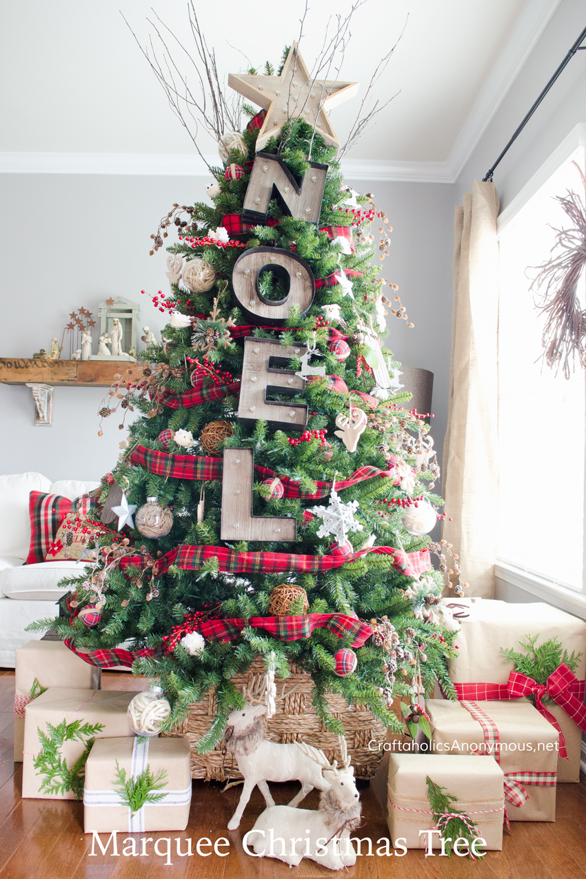 all the wonderful christmas tree ideas you need for a wonderful holiday - Different Ways To Decorate A Christmas Tree
