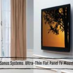 Sanus Systems 80-Inch Ultra-Thin Flat Panel Mount