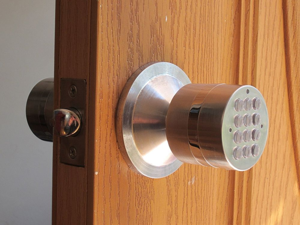 SoHoMiLL YL 99 Keyless Electronic Keypad Lock