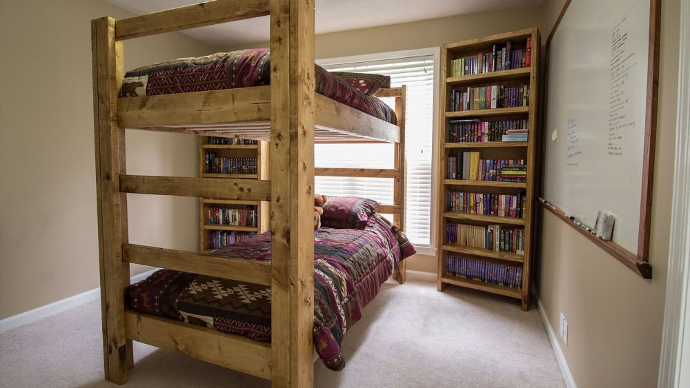 Stylish Bunk Bed Plans It S All In The Details