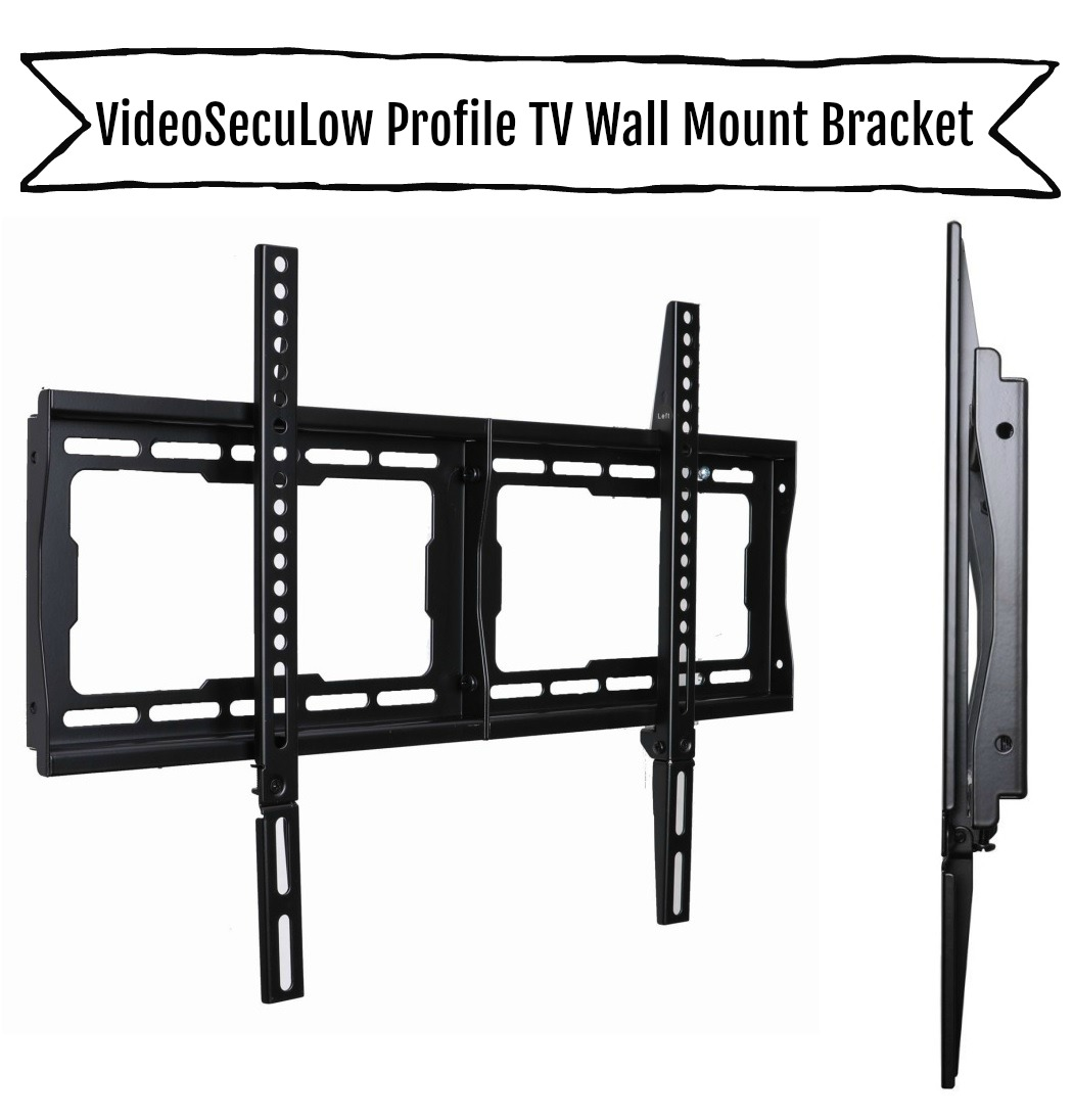 VideoSecuLow Profile TV Wall Mount Bracket