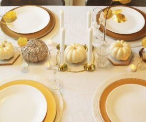 Pumpkin Thanksgiving Centerpieces Ideas For Your Family Dining Table