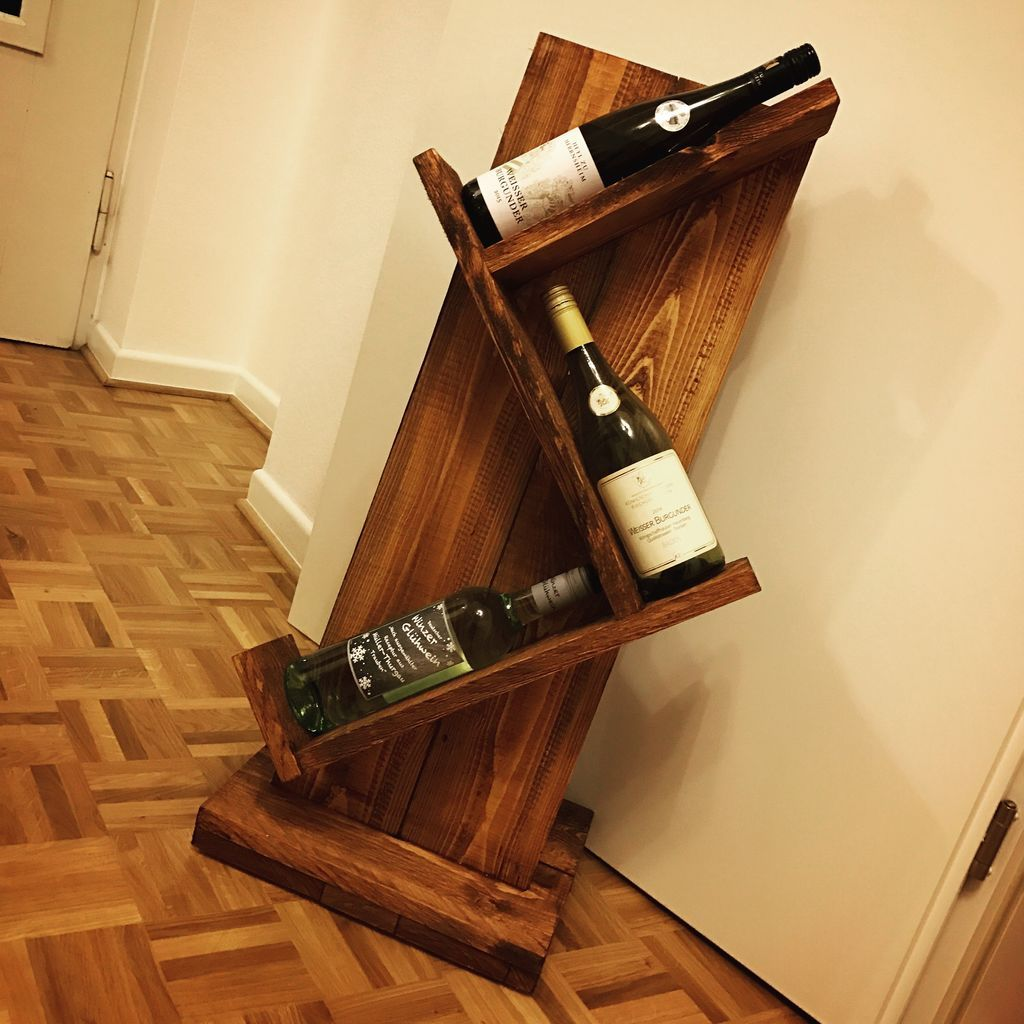 Wonderful Zig Zag Wine Rack &PM77 – Advancedmassagebysara