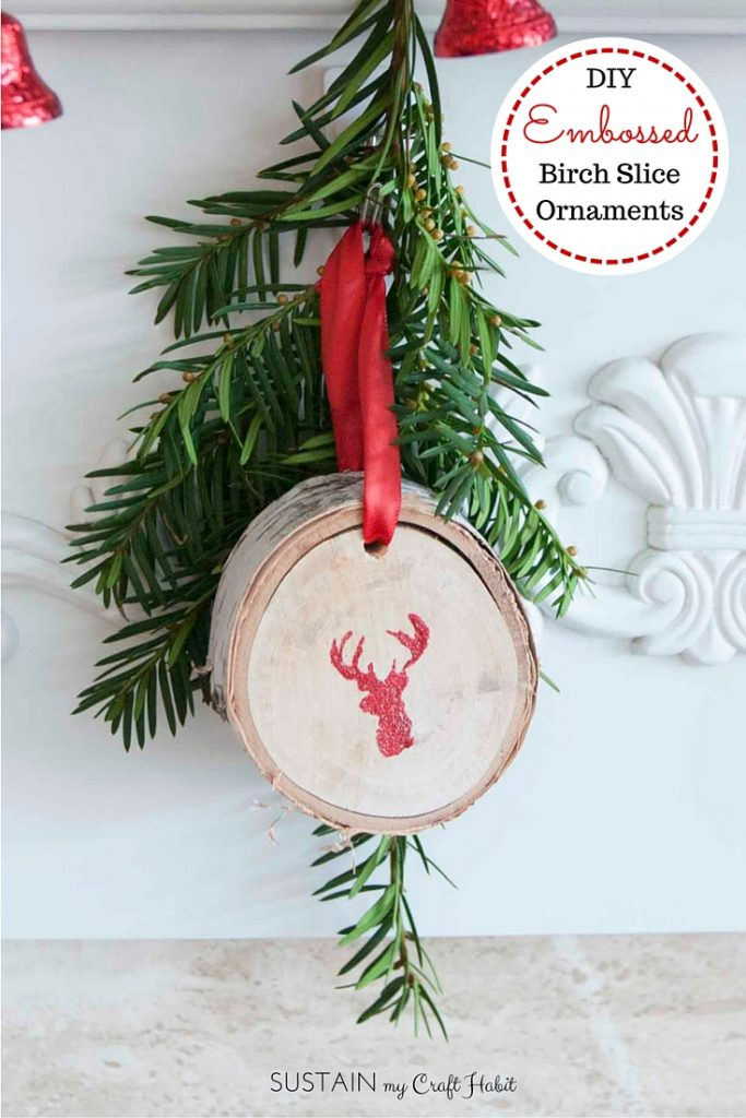 Charming DIY Decorations For A Rustic Christmas images 17