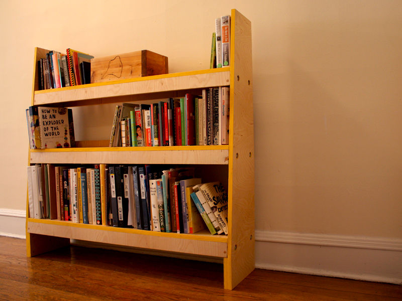 Inspiring bookcase plans that let you take matters into for Build your own bookshelves plans
