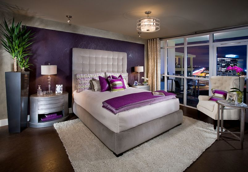 How To Decorate With Ultra Violet Pantone Color Of The
