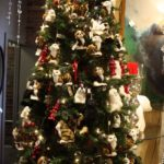 Let your imagination be your guide and dream up your own entertaining tree theme.