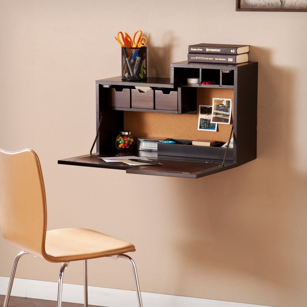 Modern Wall-Mounted Desk Designs With Flair And Personality