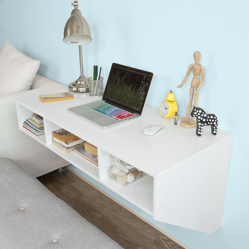 Modern Wall Mounted Desk Designs With Flair And Personality