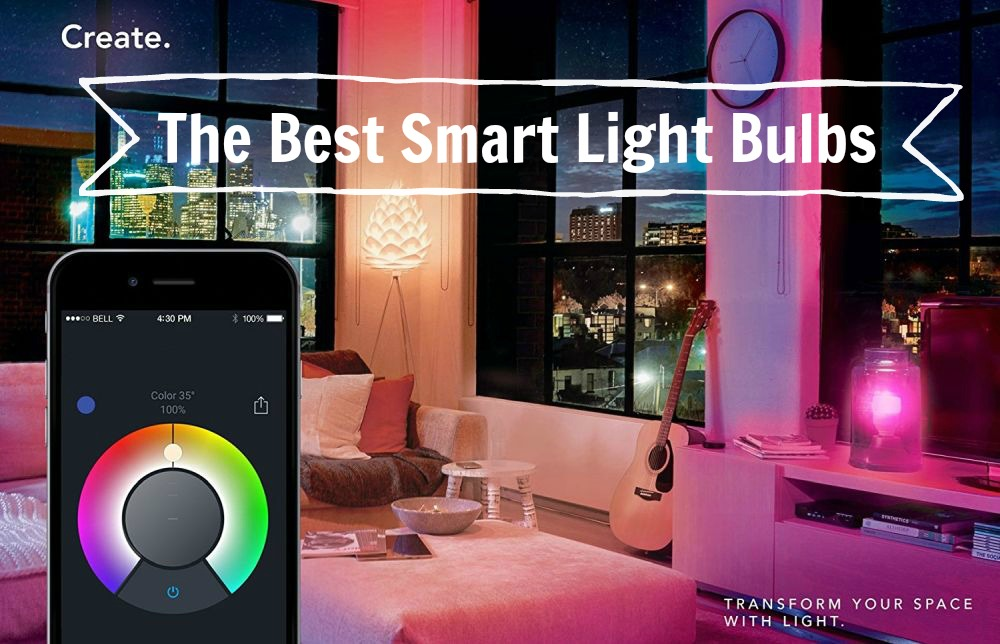 The Best Smart Light Bulbs