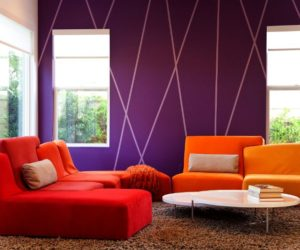 How To Decorate With Ultra Violet, Pantone Color Of The Year 2018