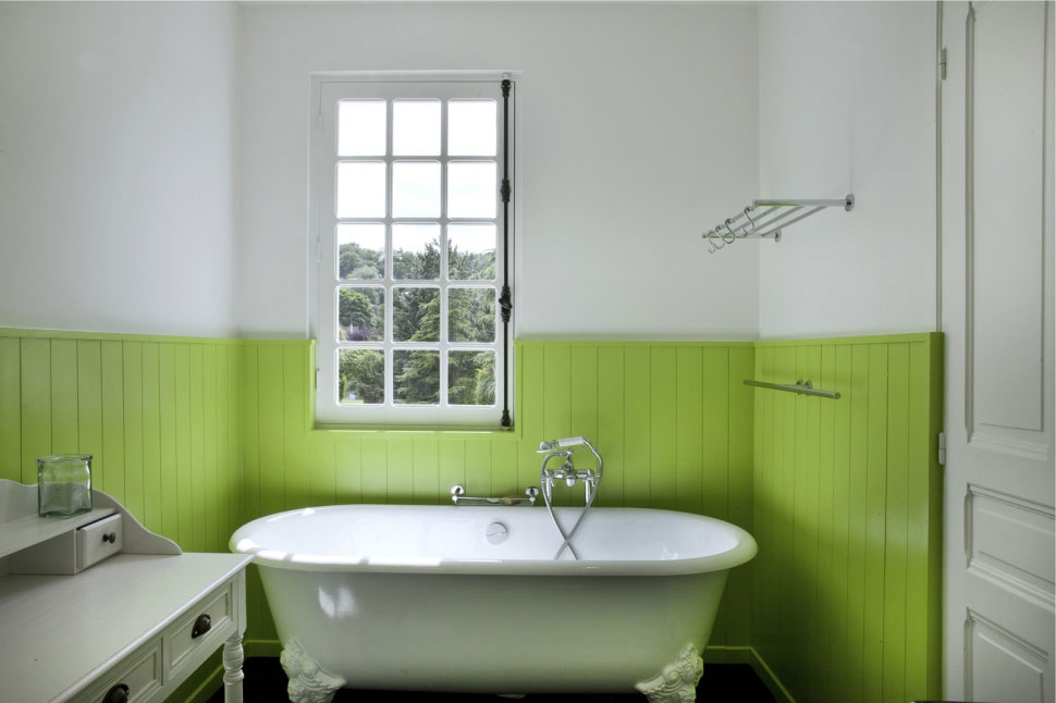 Bathroom Wainscoting - What It Is And How To Use It on green lumber, green floors, green patio, green balcony, green nursery glider, green shelves, green bars, green columns, green accessories, green plumbing, green faucets,