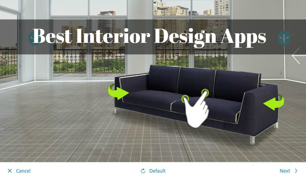 The best interior design apps you can find on stores right now - App for arranging furniture in a room ...