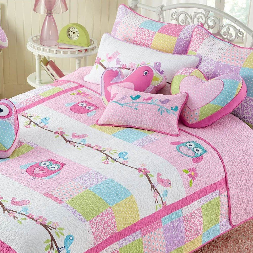 girls bedding View in gallery