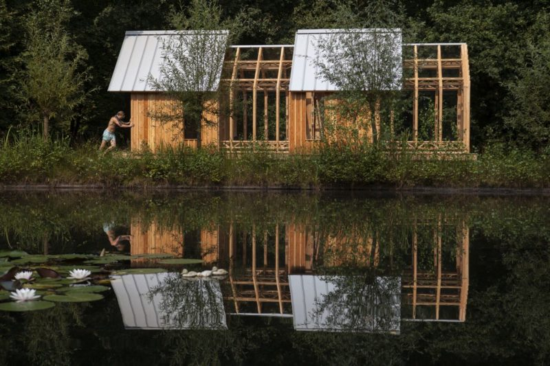 The Garden House With The Most Flexible And Practical Design Ever
