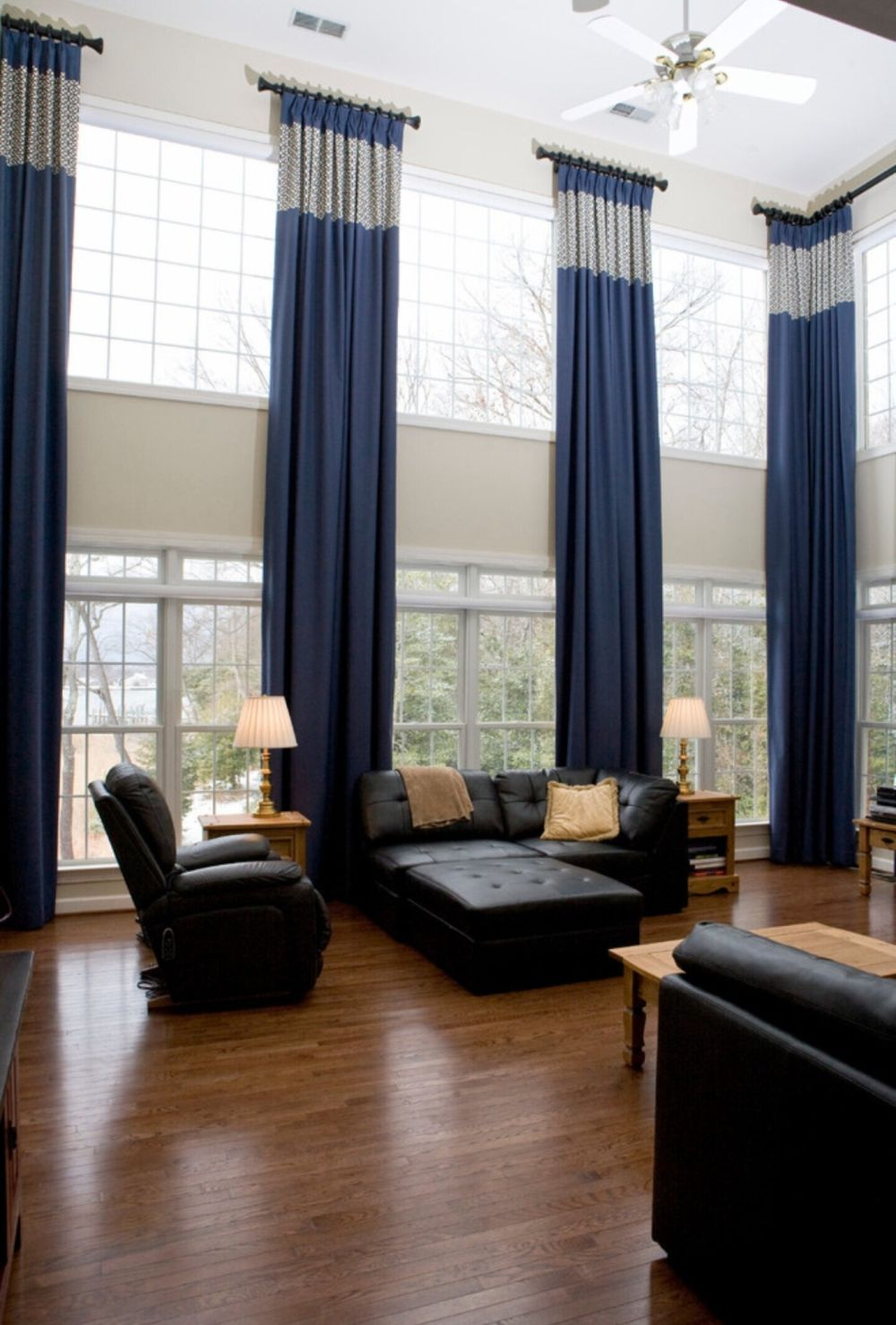 Curtains are more than just window dressing - they are an integral part of home decor.