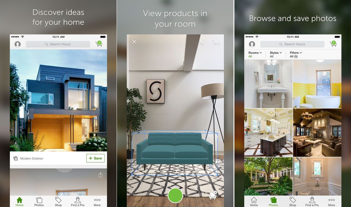 The best interior design apps you can find on stores right now Houzz design app