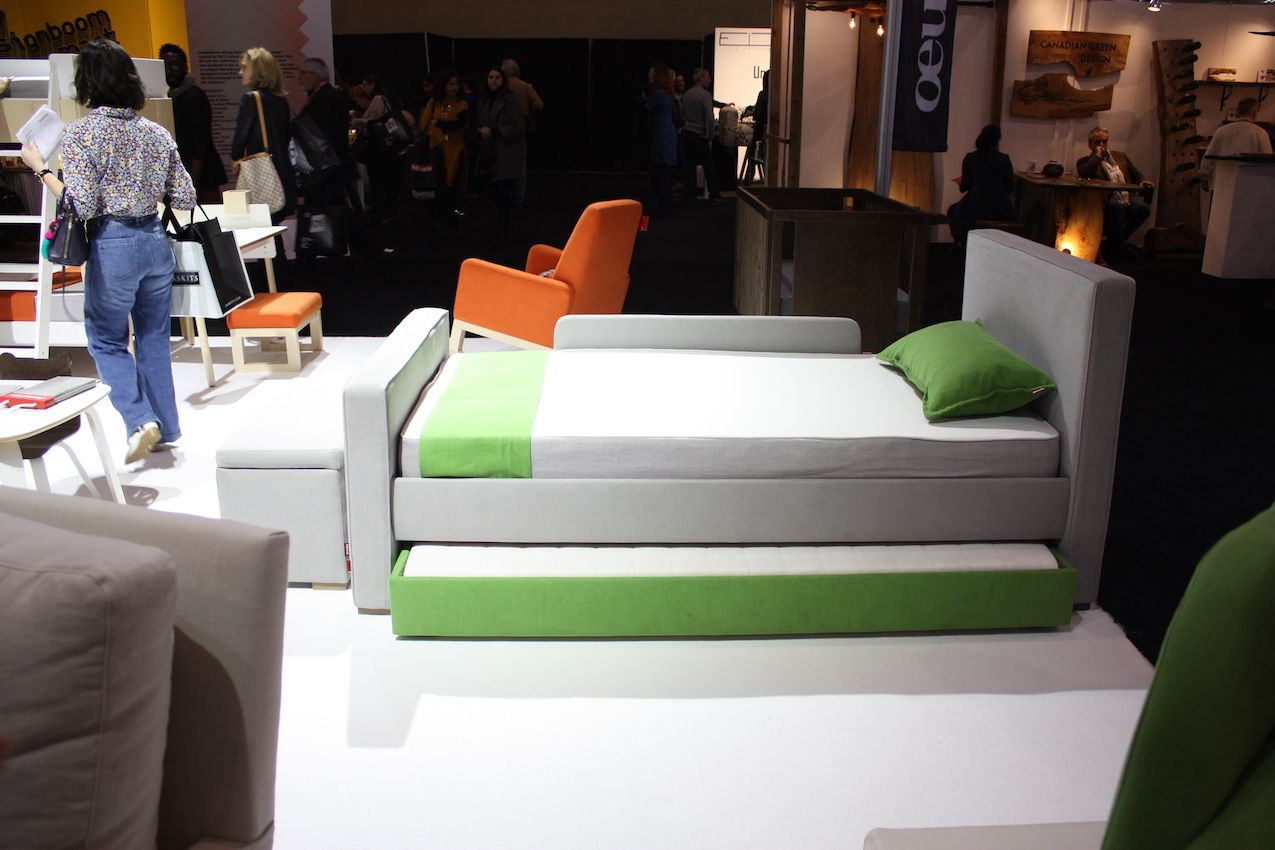 Contemporary designs dominate the offerings at IDS Toronto.