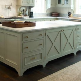 Kitchen island freestanding