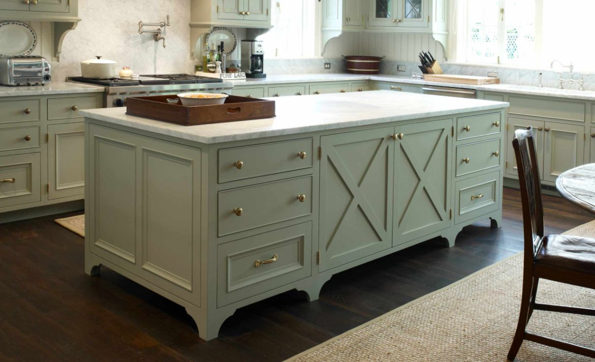 kitchen island configurations pros and cons of freestanding kitchen cabinets in modern times 1874