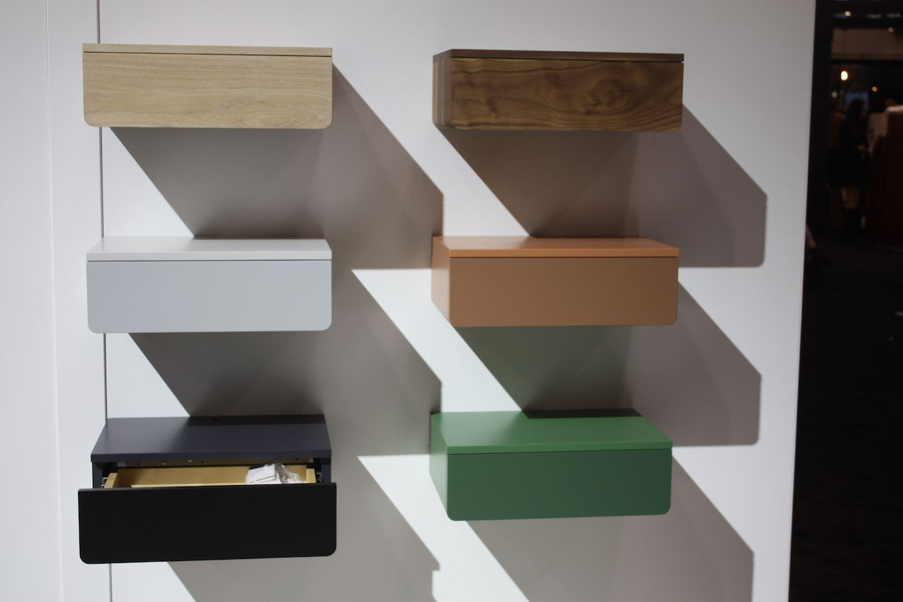Kroft focuses on solid wood furniture but also creates items using other materials like glass, metal, plastic and stone.
