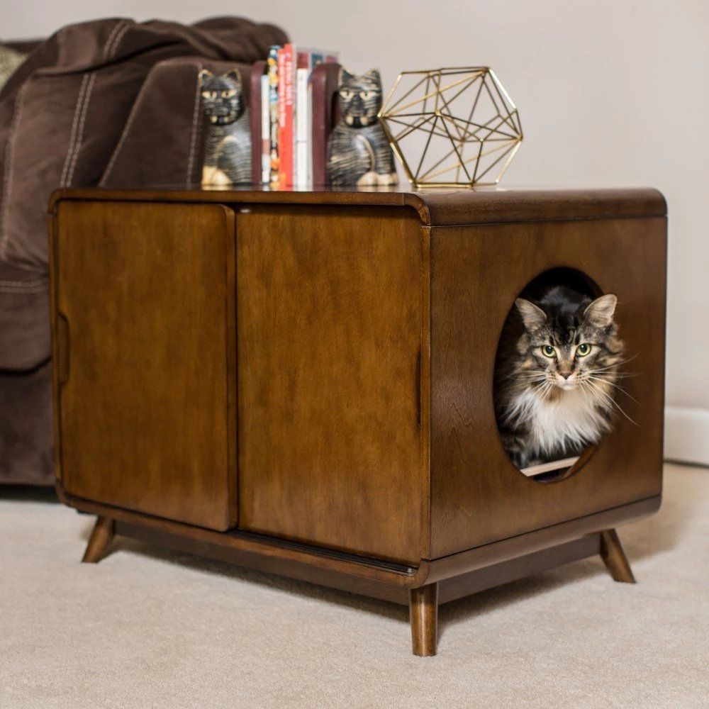 One Litter Box For Two Indoor Cats
