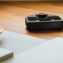 Neato Botvac Connected Wi-Fi Enabled Robot Vacuum - Wood Floor