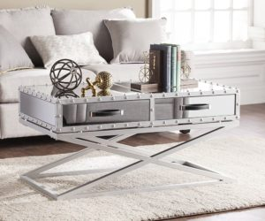 Mirrored Coffee Table – The Glamorous Accent Every Living Room Needs