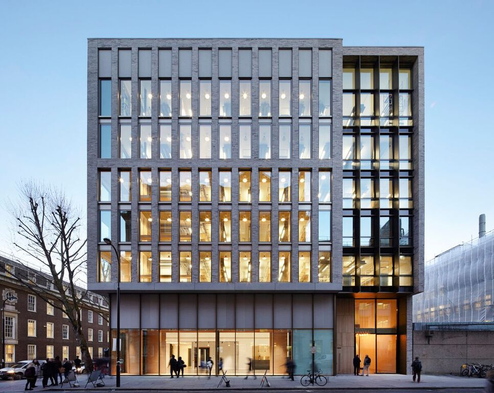 University College London, Bartlett School Of Architecture