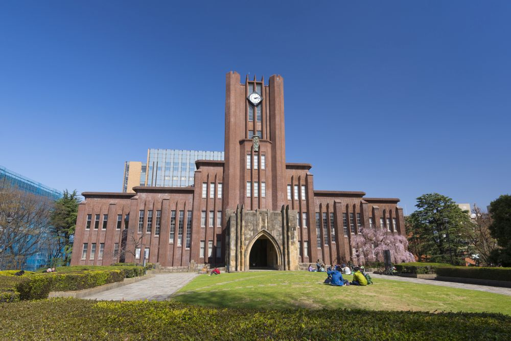 University of Tokyo and Kyoto University - Japan
