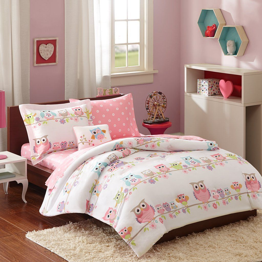 30 Girls Bedding Sets With Sweet And Lovely Designs