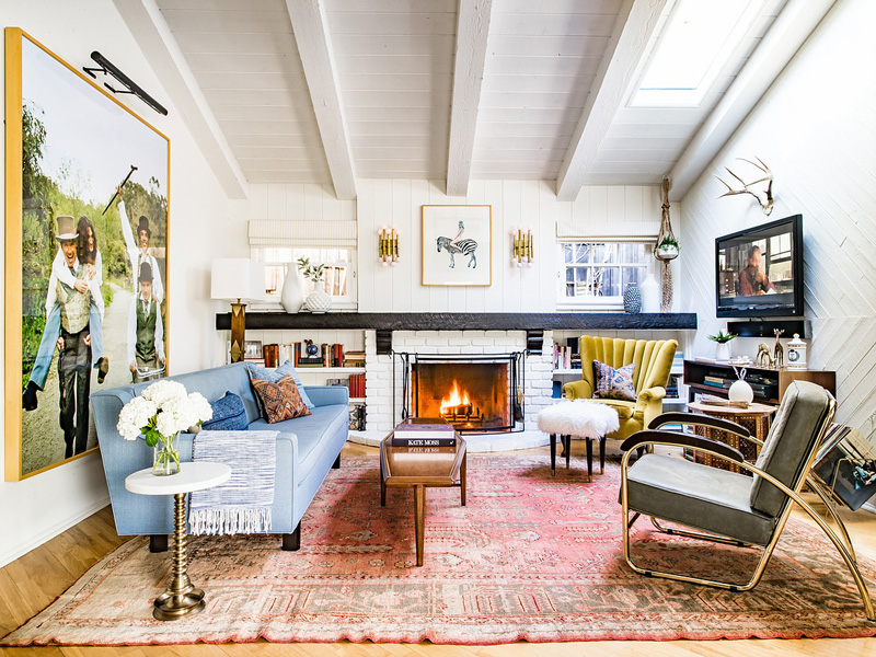 View in gallery 100 Beautiful Living Rooms