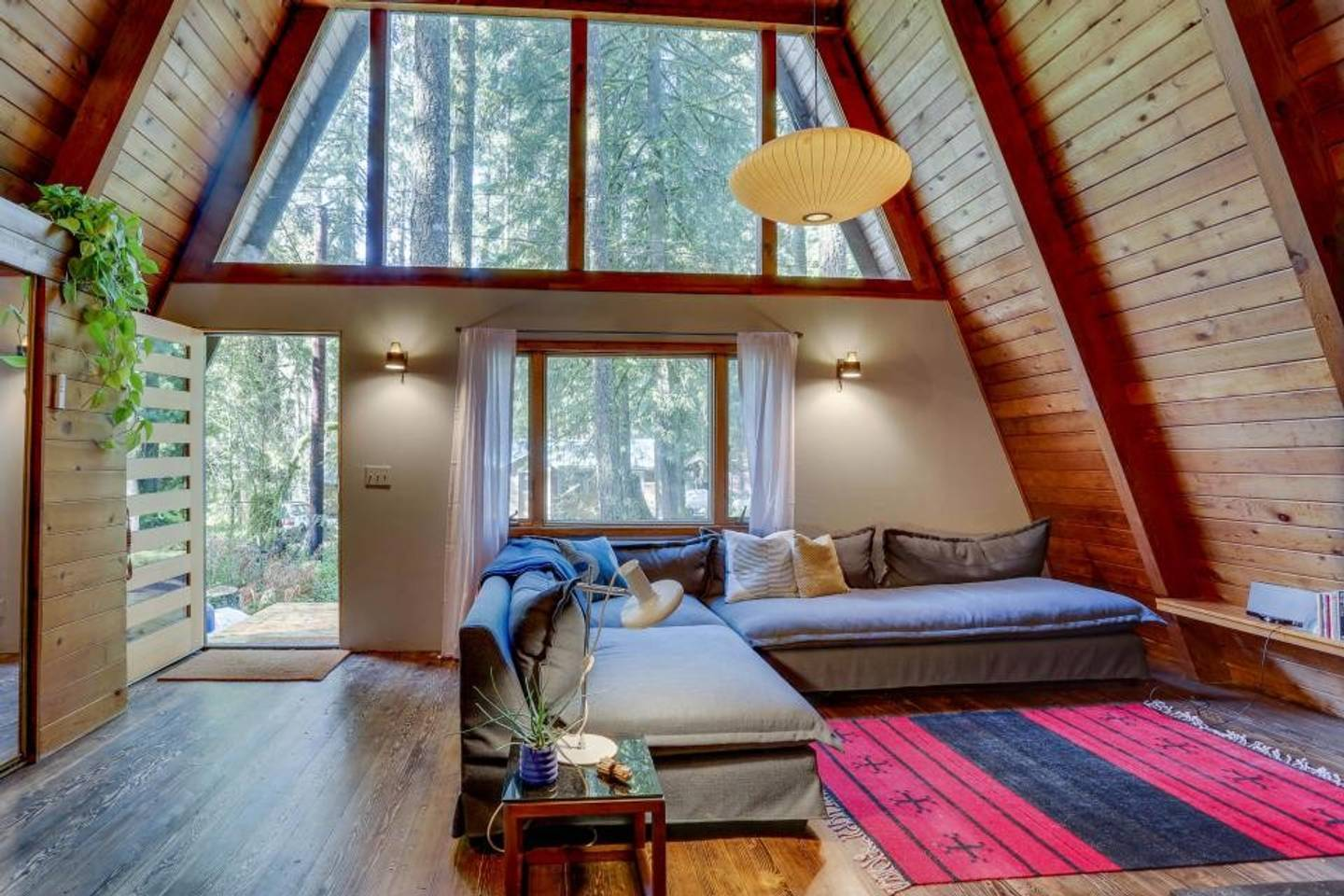 40 tips for the perfect a frame cabin - Interiors by design picture frames ...