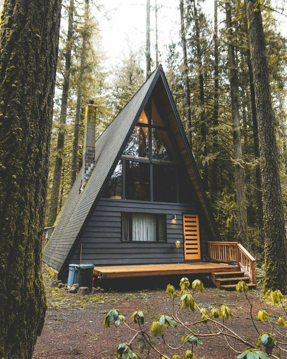 40 tips for the perfect a frame cabin for Plans to build a house