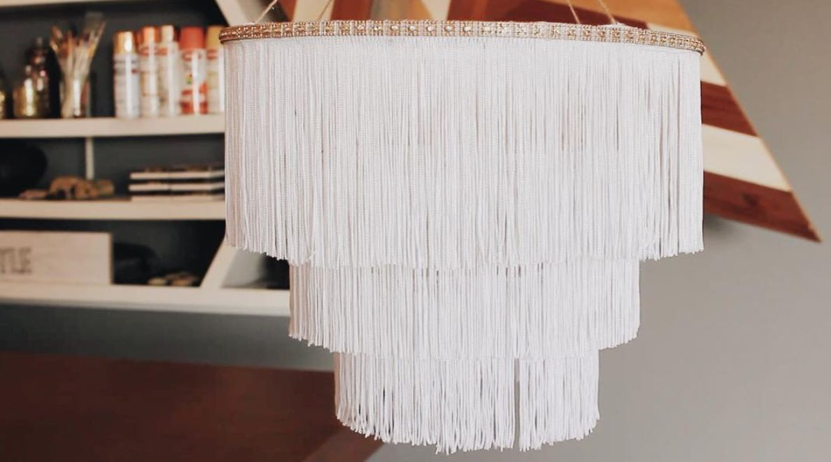 Diy lampshade ideas the best and the brightest view in gallery aloadofball Gallery