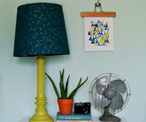 45 DIY Lampshade Ideas – The Best And The Brightest