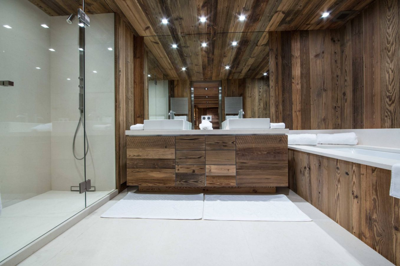 Furniture Design Ideas Rustic Bathroom Ideas Inspired By Nature S Beauty