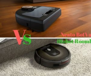 Neato BotVac vs. iRobot Roomba 980: Which Robot Vacuum is Better for You?