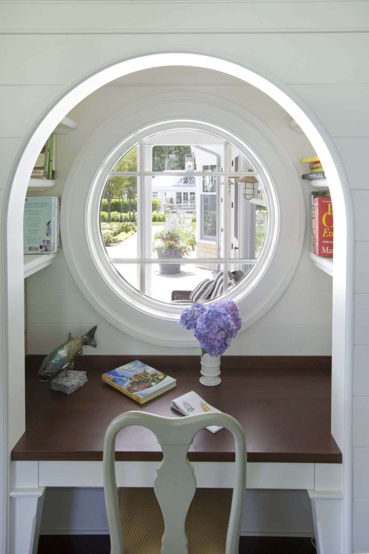 Round Windows Cozy Design Type Home Decorating Trends
