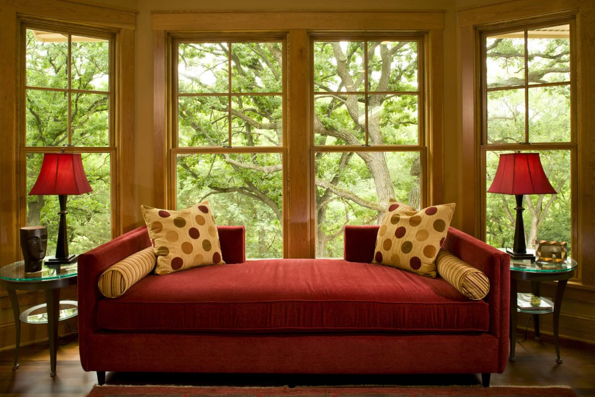 Choose types of windows that add comfort and style for Double hung window