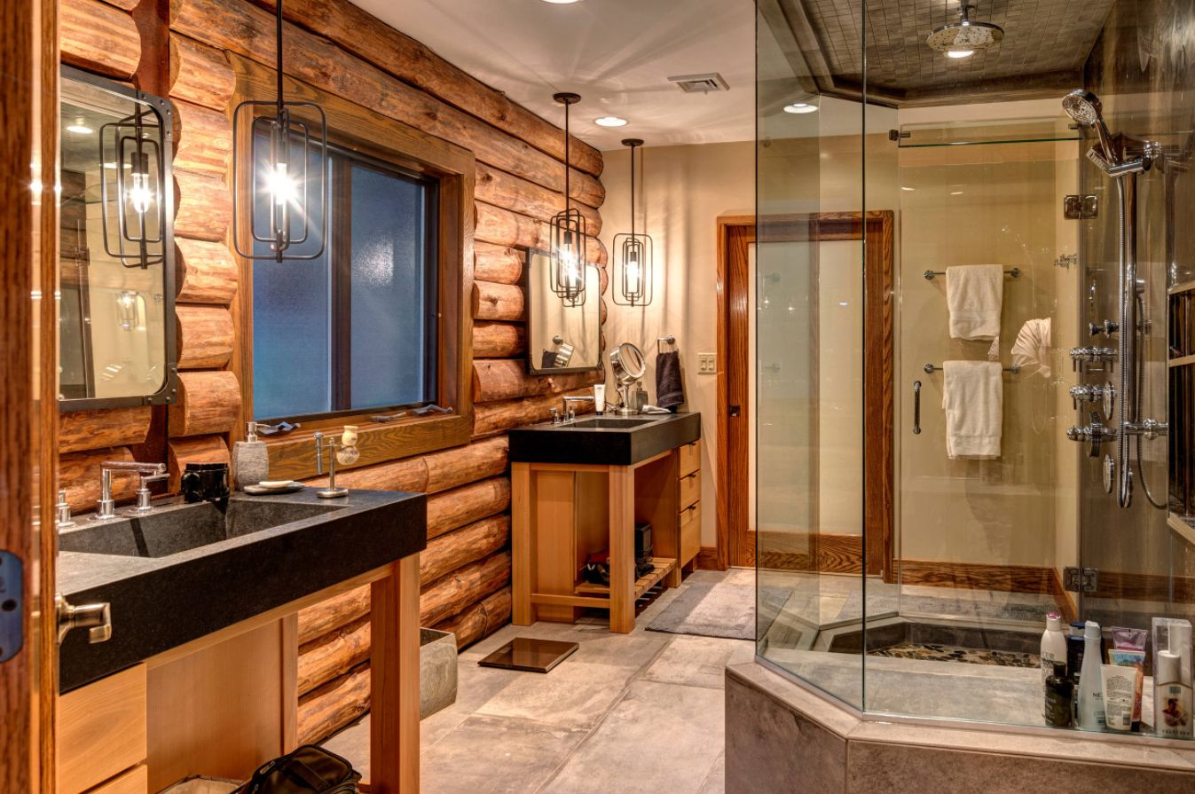 Rustic Bathroom Ideas Inspired By Nature's Beauty